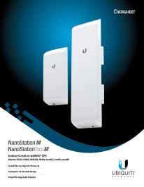 تحديث جديد لفريموير جهاز نانوستيشن m2