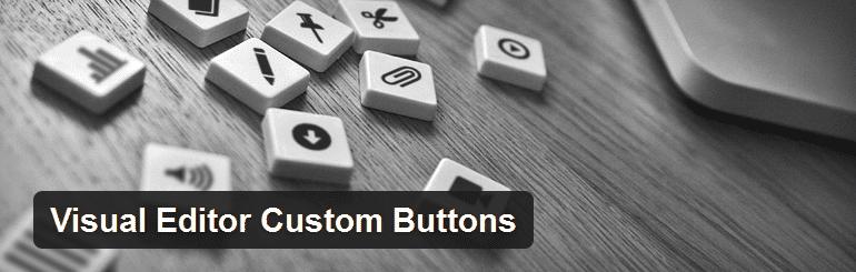 إضافة Visual Editor Custom Buttons