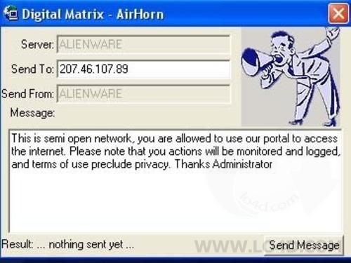 برنامج AirSnare